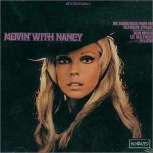 Movin' With Nancy album cover