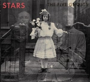 The Five Ghosts album cover