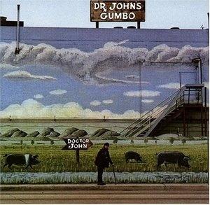 Dr John's Gumbo album cover