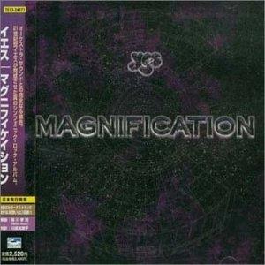 Magnification album cover