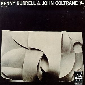 Kenny Burrell & John Coltrane album cover