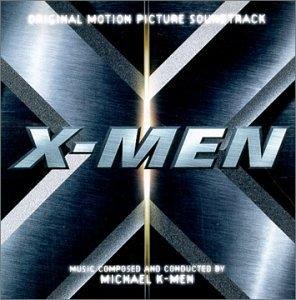 X-Men: Original Motion Picture Soundtrack album cover