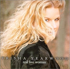 Real Live Woman album cover