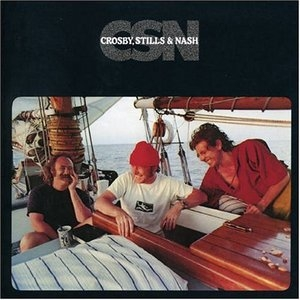 CSN album cover