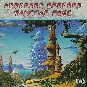 Anderson Bruford Wakeman Howe album cover