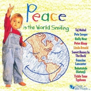 Peace Is The World Smiling album cover