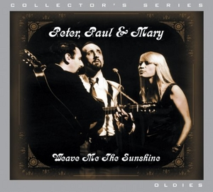 Weave Me The Sunshine album cover