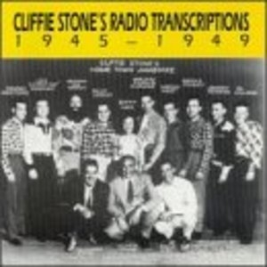 Cliffie Stone's Radio Transcriptions 1945-1949 album cover