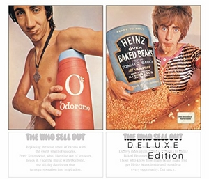 The Who Sell Out (Deluxe Edition) album cover