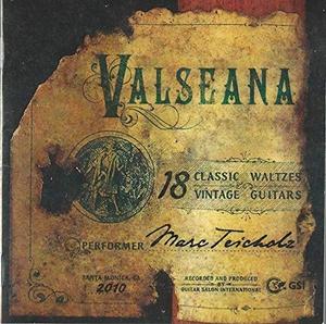 Valseana album cover