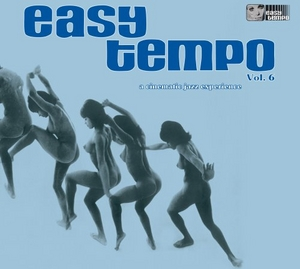Easy Tempo, Vol. 6: A Cinematic Jazz Experience album cover