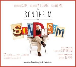 Sondheim On Sondheim album cover