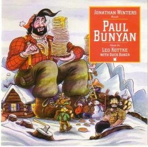Paul Bunyan album cover