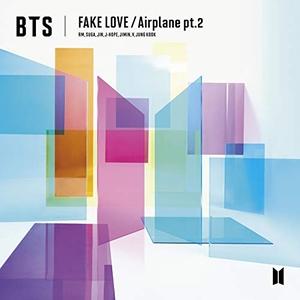 IDOL / FAKE LOVE / Airplane pt.2 album cover