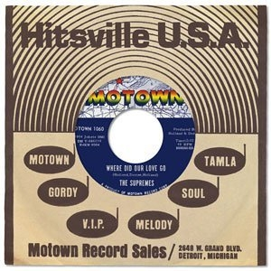The Complete Motown Singles, Vol.4: 1964 album cover
