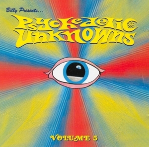Psychedelic Unknowns, Vol. 5 album cover
