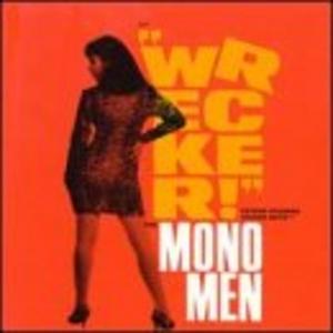 Wrecker! album cover