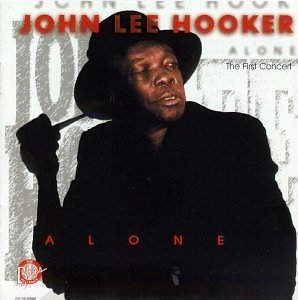 Alone: The First Concert album cover