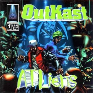 ATLiens (Clean) album cover