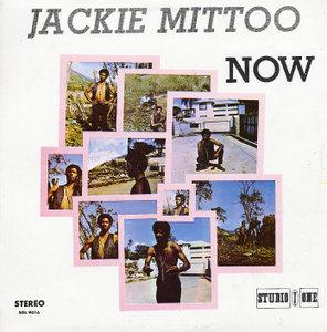 Jackie Mittoo Now album cover