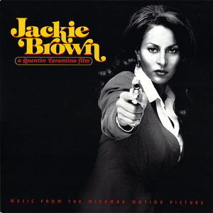 Jackie Brown: Music From The Miramax Motion Picture album cover