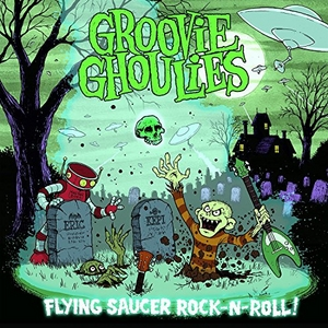 Flying Saucer Rock-N-Roll! album cover