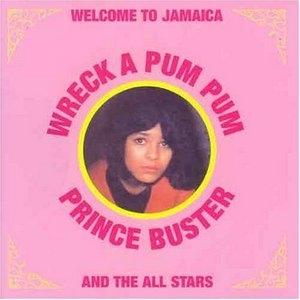 Wreck A Pum Pum album cover