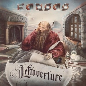 Leftoverture (Exp) album cover