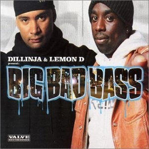 Big Bad Bass album cover