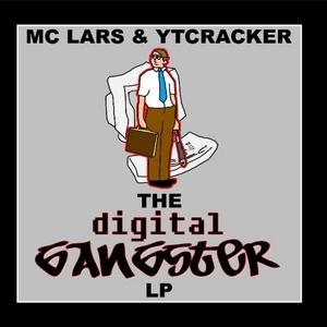 The Digital Gangster LP album cover