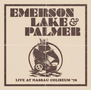 Live At Nassau Coliseum '78 album cover