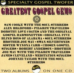 Greatest Gospel Gems album cover