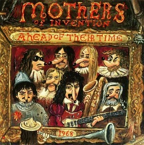 Ahead Of Their Time album cover