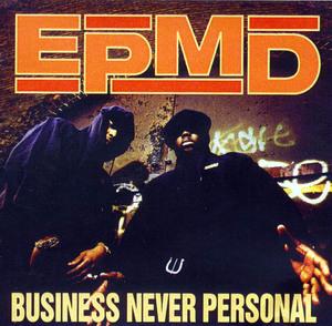 Business Never Personal album cover