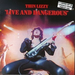 Live And Dangerous album cover