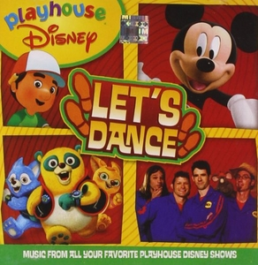 Playhouse Disney: Let's Dance album cover