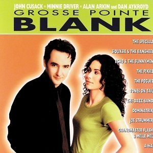 Grosse Pointe Blank: More Music From The Film album cover