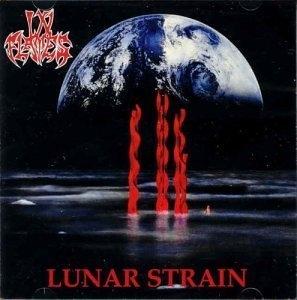 Lunar Strain-Subterranean album cover
