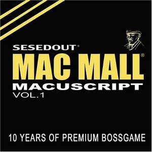 The Macuscript, Vol.1 album cover