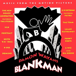 Blankman: Music From The Motion Picture album cover