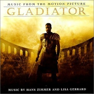 Gladiator: Music From The Motion Picture album cover