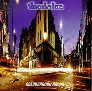Coldharbour Rocks album cover