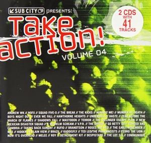 Take Action! Vol. 4 album cover