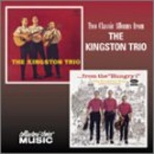 The Kingston Trio-From The Hungry I album cover