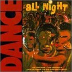 Dance All Night (Trojan) album cover