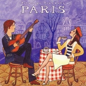 Putumayo Presents: Paris album cover