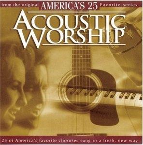 Acoustic Worship album cover