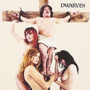 Dwarves Must Die album cover