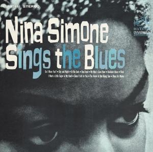 Nina Simone Sings The Blues album cover