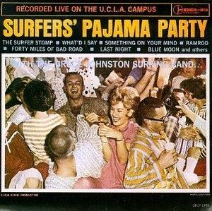 Surfers' Pajama Party album cover